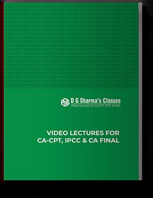 CA- FINAL) FINANCIAL REPORTING F R (New Course) – DG Sharma Classes