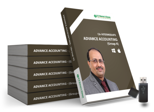 CA Intermediate Advance Accounting Group 2
