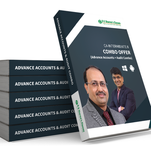 Advance Accounts and Audit Combo