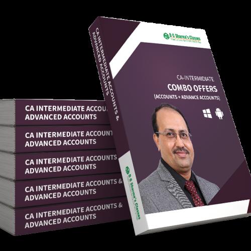 Account + advance account