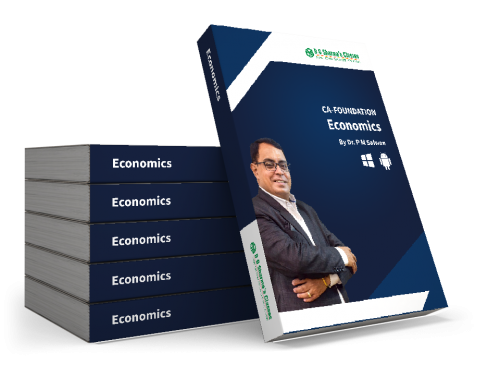 CA Foundation Economics